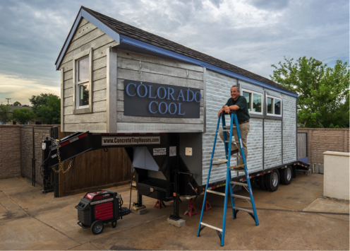 Superior Concrete Tiny Houses Launches Precast Concrete Tiny Homes
